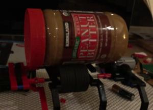 Lego Peanut Butter Mixer